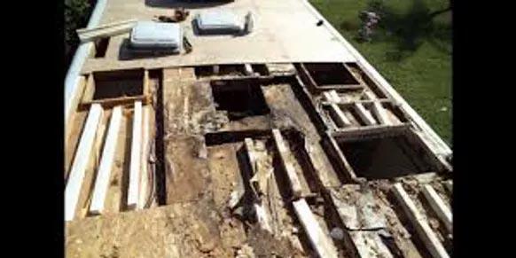 rv roof resealing