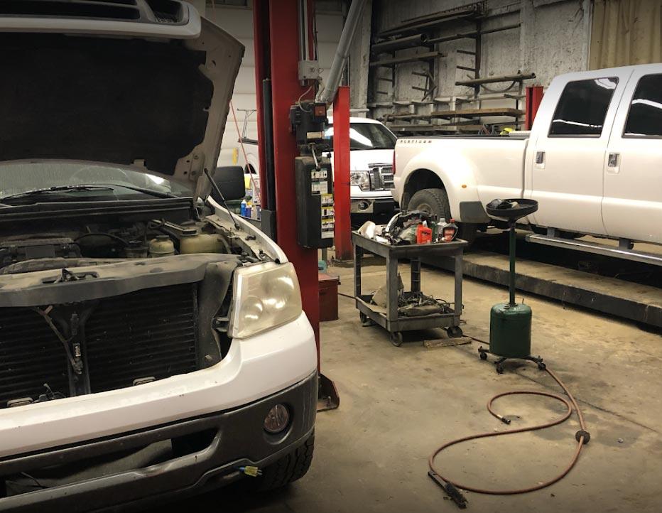 Light Truck Repair
